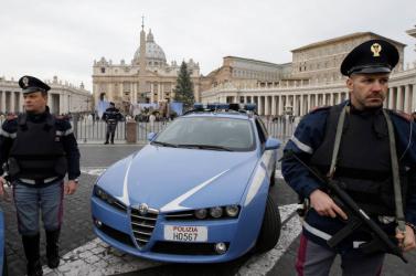 Rakétát talált az olasz rendőrség neonáci szimpatizánsoknál