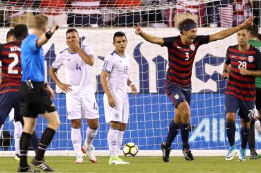 Arany Kupa - Az Egyesült Államok válogatottja az első döntős