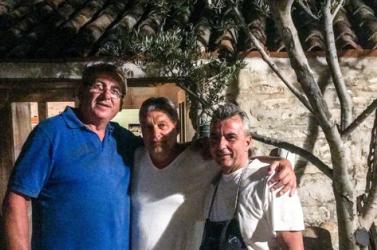 Nemcsak Ráhel, hanem az apja, Orbán Viktor is Horvátországban ejtőzik