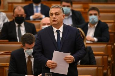 Ma még kevesen értik azt a dimenzióváltást, ami előtt a magyar gazdaság áll - nyilatkozta Orbán, és megjövendölte a Kánaánt!