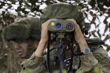 A Hetek és az EU aggodalmukat fejezték ki az orosz haderőösszevonás miatt az ukrán határ mentén