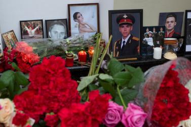 OROSZ KATASZTRÓFA: Mielőbb újjáépítenék az oroszok az Alexandrov-együttest