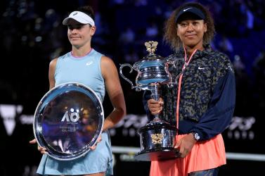 Australian Open - Oszaka Naomi a női bajnok
