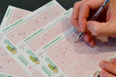 Valaki megütötte a főnyereményt az ötös lottón