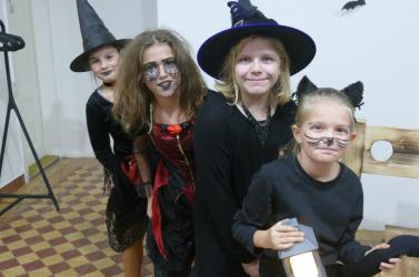 Boszorkányok a múzeumban