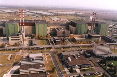 Tűz volt a paksi atomerőmű területén