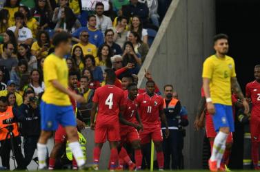 DAC: Blackman a brazilok ellen debütált, Davis gólpasszt adott (videó)