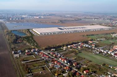Brutális méretű logisztikai parkot terveznek Balázsfára, de van itt egy kis bibi!