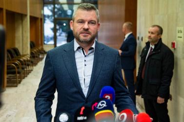 Pellegrini szerint a moratórium elnöki vétójának megtörése erőfitogtatás Čaputovával szemben