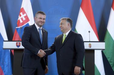 Pellegrini és Orbán megdumálták, hogy mekkora fickók