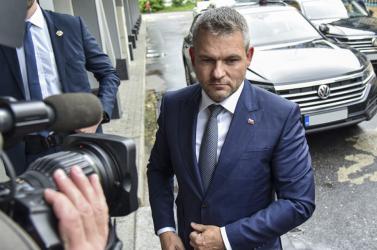 Pellegrini visszautasítja, hogy megvásárolta volna a rendőröket
