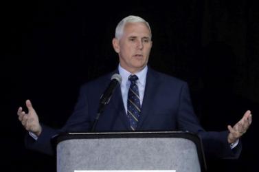 Az amerikai alelnök szerint megbocsáthatatlan a rohingják üldöztetése