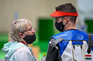 Tokió 2020: Péni István ötödik a légpuskások versenyében