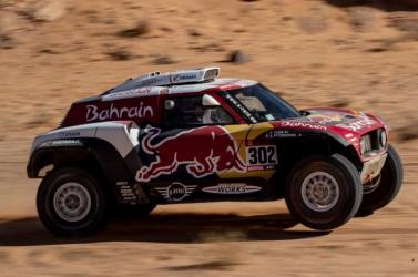 Dakar-rali - Peterhansel nyerte a hatodik szakaszt