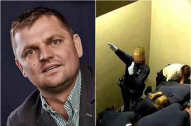 Diplomáciai botrány lesz abból, ahogy a belga zsaruk elbántak a szlovák vállalkozóval! (Videó)