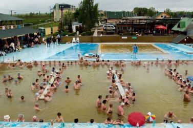 Komoly mértékű radioaktivitást mértek az Érsekújvári járás egyik legismertebb termálfürdőjében, a vezetés ezt megpróbálta elhallgatni