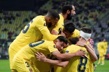 Európa-liga-döntő: A Villarreal maratoni büntetőpárbajban legyőzte a Manchester Unitedet VIDEÓ