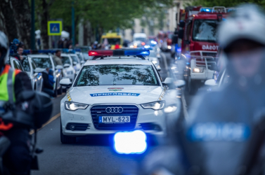 A hétvégén minden eddiginél többször kellett intézkedni a kijárási korlátozás megszegőivel szemben Magyarországon
