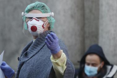 Lezárták és fertőtlenítik a római felsőházat két beteg szenátor miatt