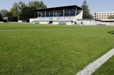 Új lelátó épül a somorjai Pomléban, a második ligában való szerepléshez bővíteni kell a stadion kapacitását