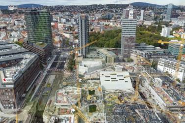 A szlovák főváros lesz a világ közepe? Leginkább a pozsonyi ipari ingatlanokra hajtanak az ázsiai befeketetők