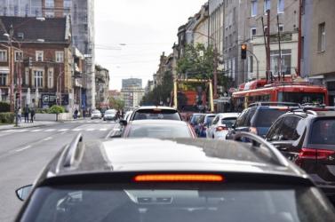 Pozsonyban vasárnap forgalomkorlátozásokkal kell számolni