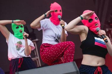 Újra letartóztatták a Pussy Riot egyik tagját Moszkvában