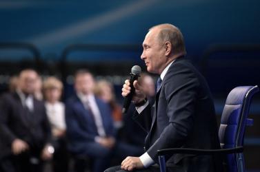 Nem akar szovjet tipusú pártfőtitkár lenni Putyin