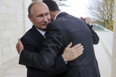 Putyin szerint van esélye a szíriai konfliktus lezárásának
