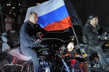 Putyin éjszakai farkasai Szlovákiában ütöttek tanyát