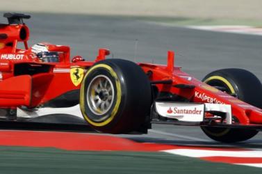 Monacói Nagydíj - Räikkönen nyerte az időmérő edzést