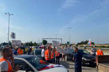 Megint tüntetni fognak a határátkelőknél, mert az ingázóknak nem tetszik a miniszter nyilatkozata