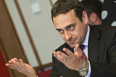 Az SaS képviselője feljelentette Bödört, Gašpart és Kočnert
