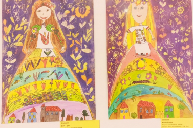 Díjazott gyerekrajzokból nyílik kiállítás aBrämer-kúriában