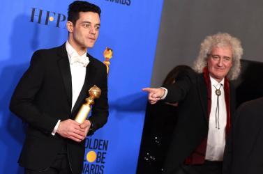 Golden Globe: Meglepetésre a Bohém rapszódia lett a legjobb dráma