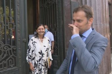 Kiszaladt a száján: Matovič olyat mondott Mičovskýról, amit lehet, hogy nem akart (VIDEÓ)