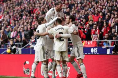 El Clasico: FC Barcelona-Real Madrid 1-3