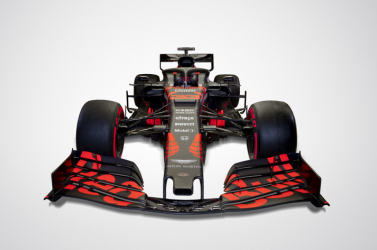Forma-1: Itt a Red Bull új verdája!