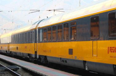 A RegioJet új vasúti járatot indít a Budapest-Bécs-Brünn-Prága útvonalon