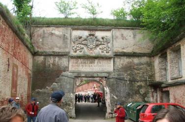 Felújították a Ferdinánd-kaput Komáromban