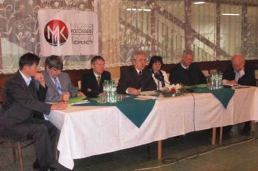 Renkívüli tisztújítás Rozsnyón: maradtak a tiltakozásul lemondottak