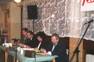 Továbbra is elnökség nélkül az MKP rozsnyói járási szervezete