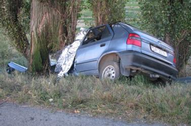 Egy autóbaleset szemtanúit keresi a rendőrség