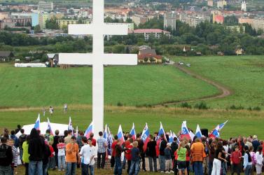 Be kellett kamerázni a legújabb szlovák kettőskeresztet
