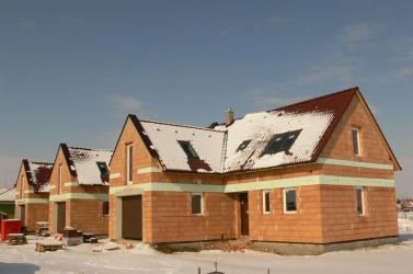 Építkezési munkák a gazdasági válságban