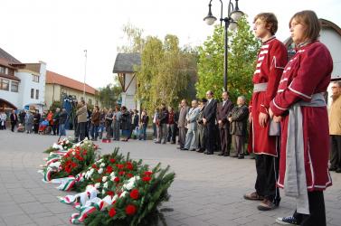 A Gyász napja Dunaszerdahelyen