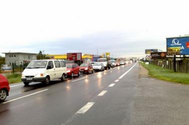 FIGYELEM! Forgalomkorlátozással kell számolniuk a Pozsonypüspöki felé közlekedőknek