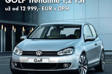 A DS-CAR karácsonyi ajándéka: VW Golf Trendline 1,2 TSI, VW Polo Premium Trendline 1,2