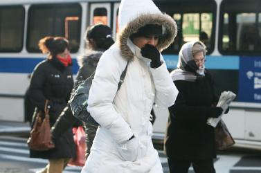 Brutális hideg tombol az Egyesült Államokban, rekordok dőltek meg!
