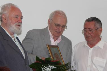 Horváth Lajos kapta a Pro Pátria-díjat